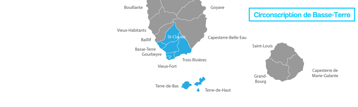 Circonscription de Basse-Terre
